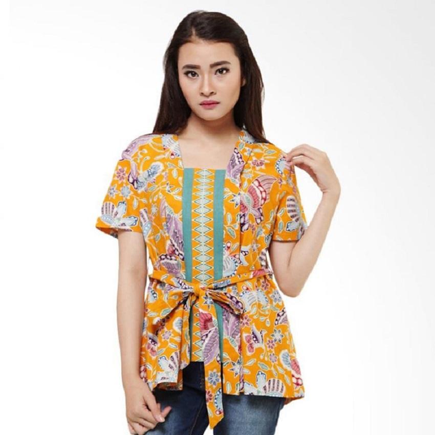 Model Kebaya Kutu Baru Batik