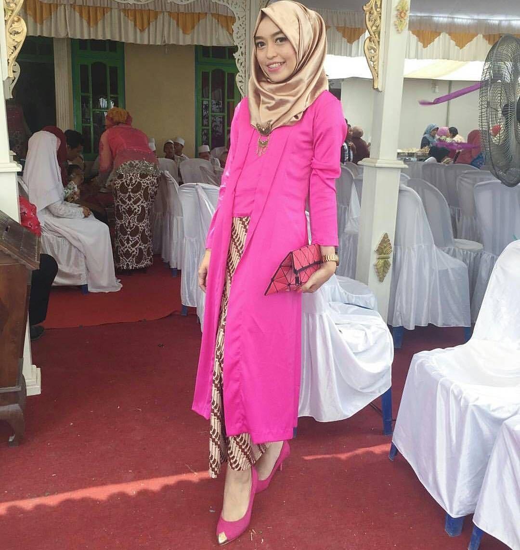 Model Kebaya Kutu Baru Modern Hijab