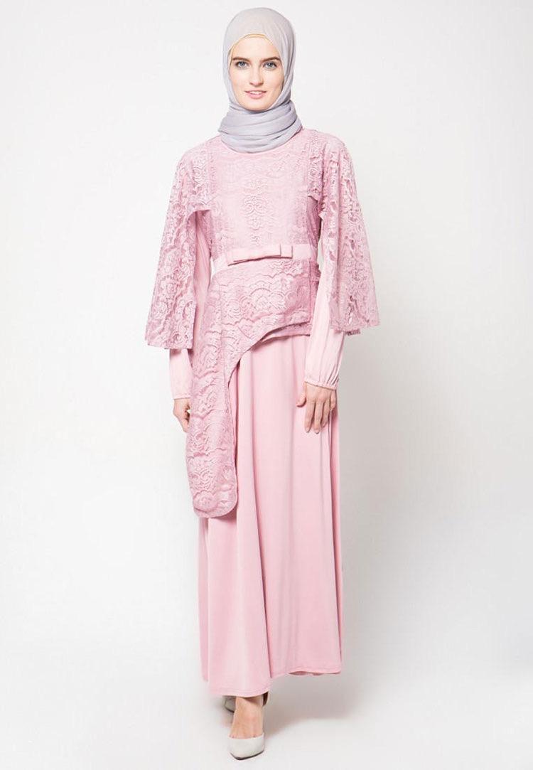 Baju Kebaya Brokat Modern