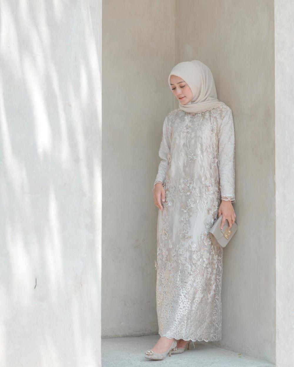 Baju Pesta Kebaya Muslim Elegan