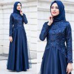 Dress Kebaya Brokat Modern