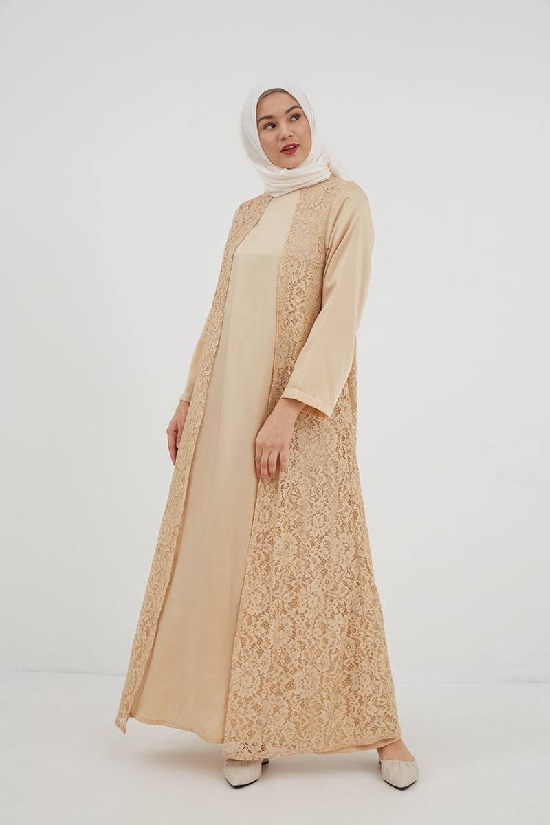 Gaun Kebaya Muslim Modern
