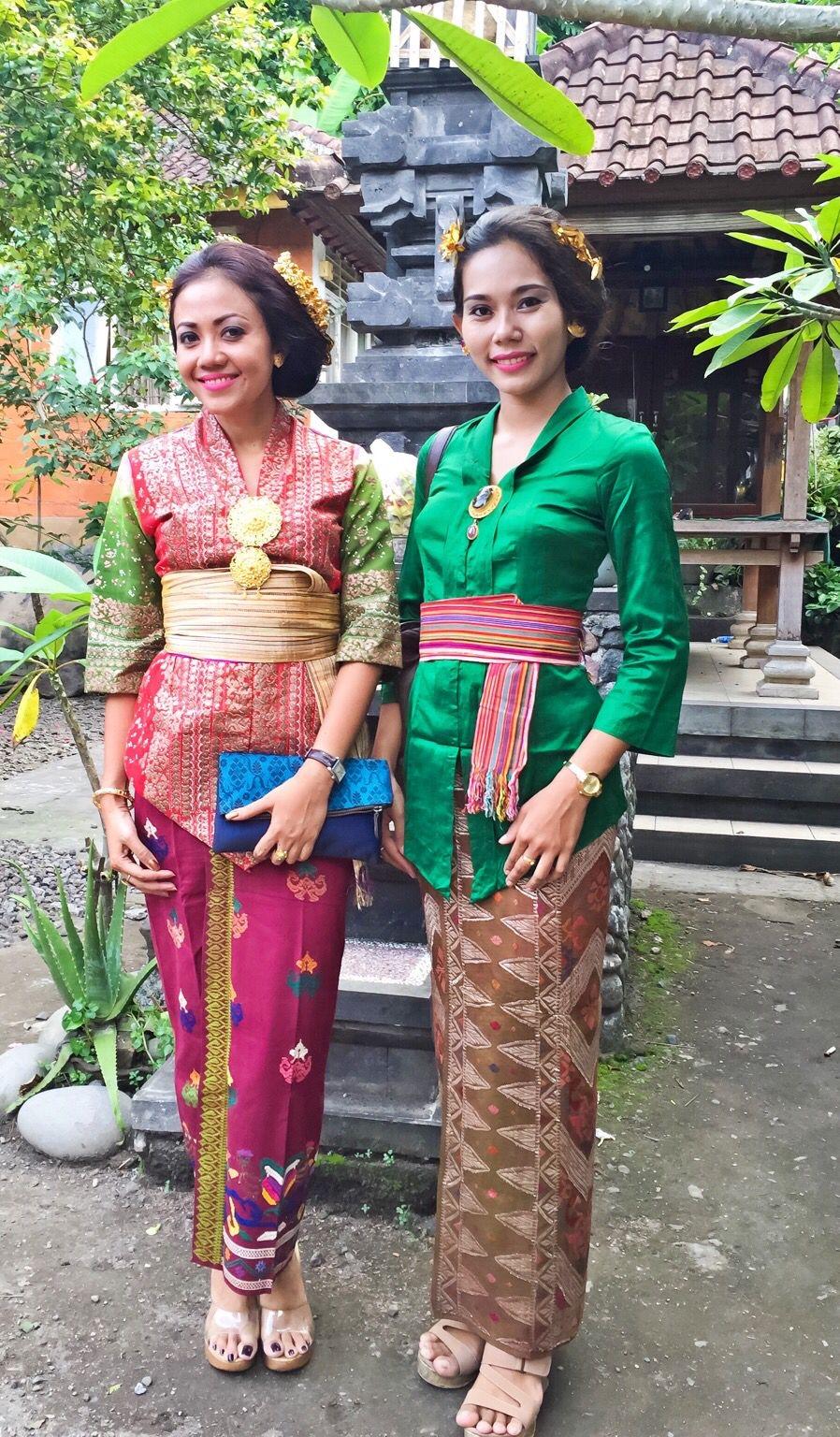 Kebaya Bali Model Terbaru