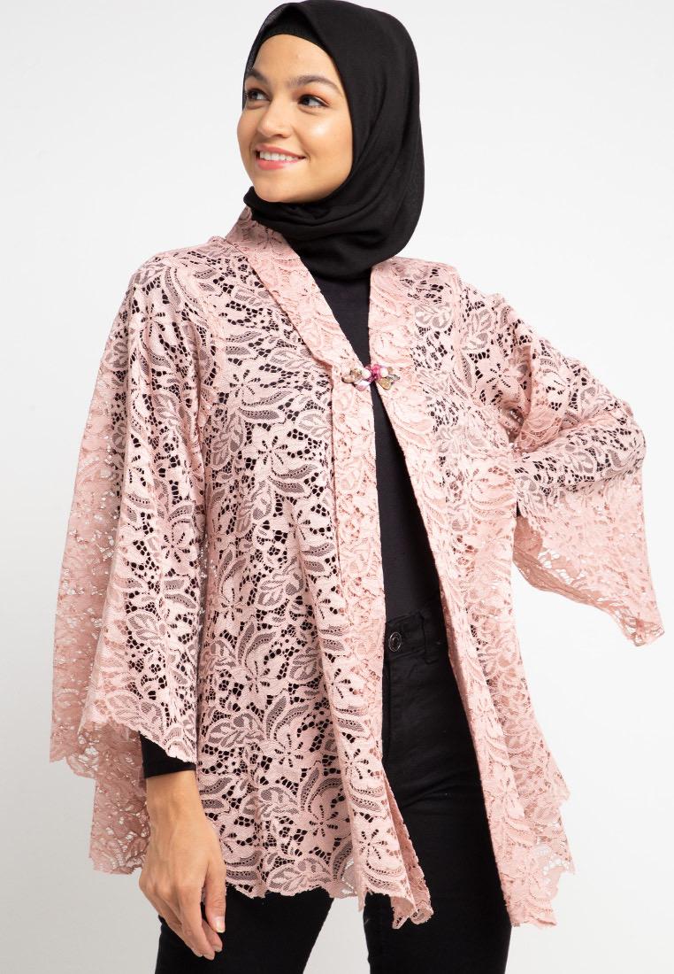 Kebaya Encim Modern Hijab