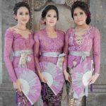 Model Kebaya Bali Terbaru Untuk Ke Pura