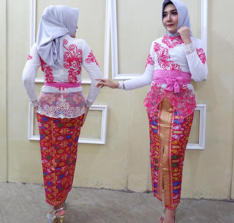 Model Kebaya Bali Untuk Pesta