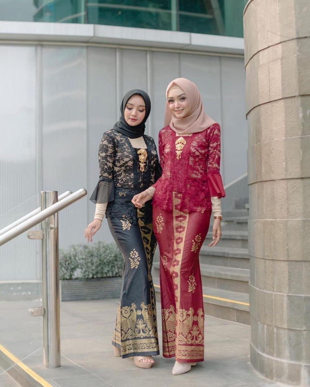 Model Kebaya Kutu Baru Muslim