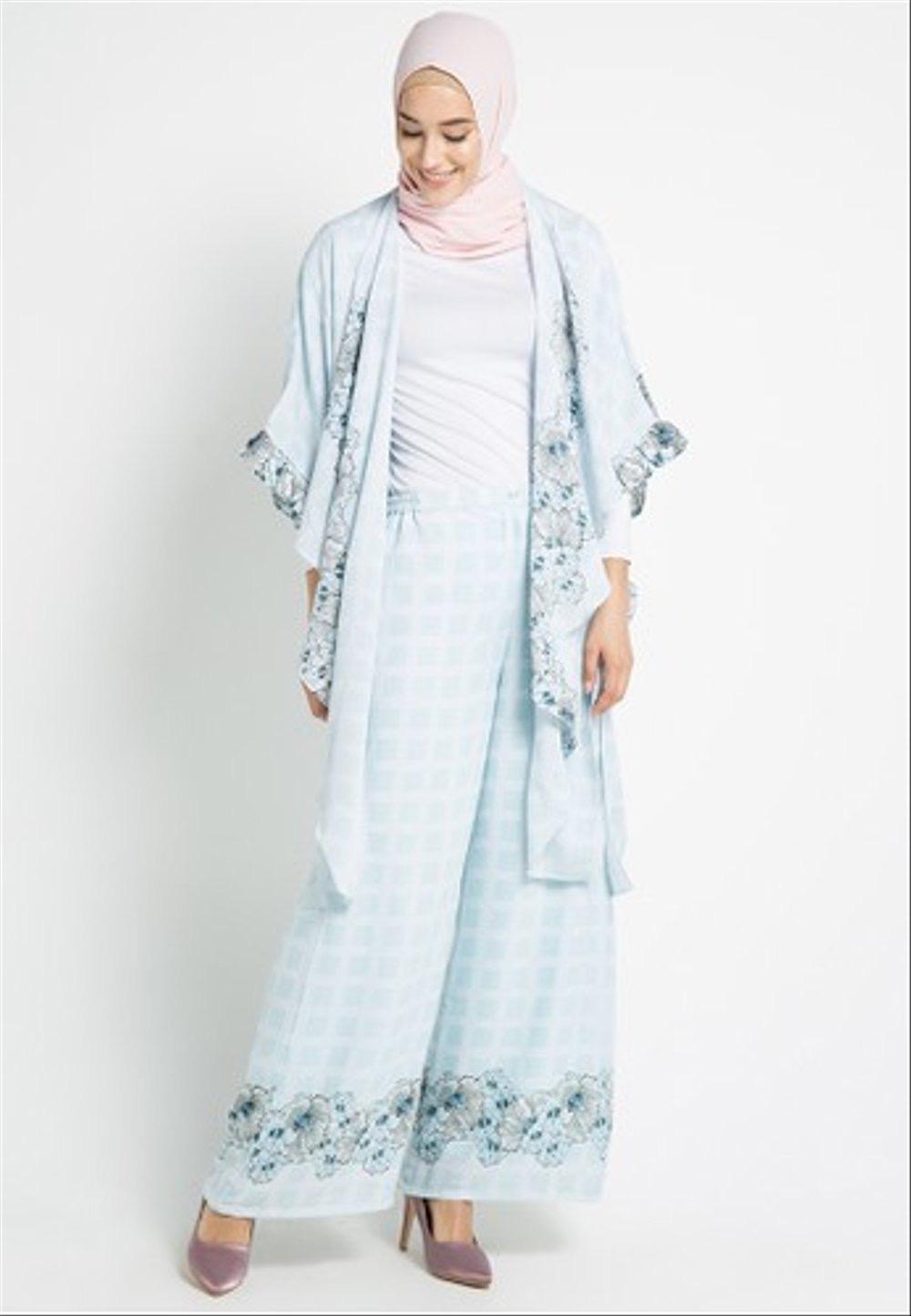 Model Kebaya Muslim Elegan