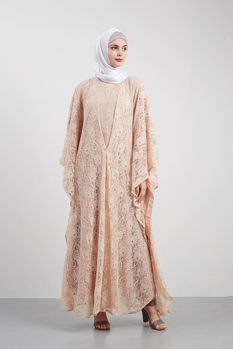 Model Kebaya Muslim Kondangan