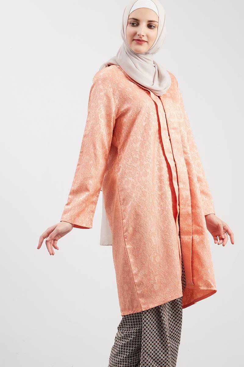 Model Kebaya Muslim Kutu Baru