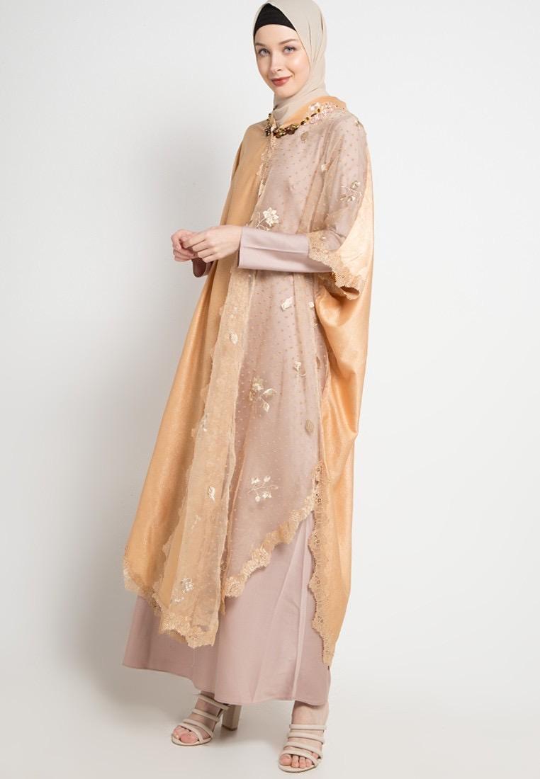 Model Kebaya Muslim Simple Elegan