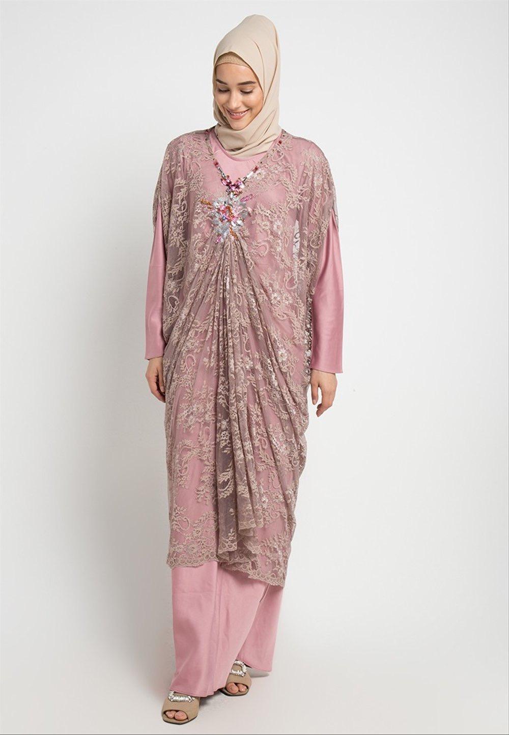 Model Kebaya Muslim Syari