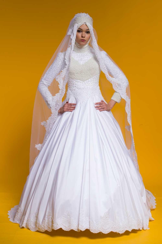 kebaya pengantin akad
