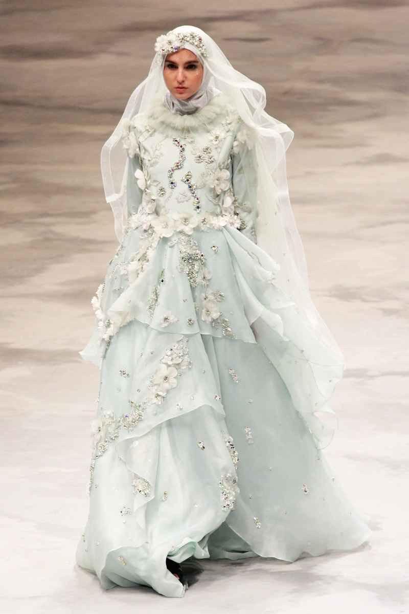kebaya pengantin rempel