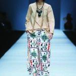 Baju Batik Kombinasi Etnic