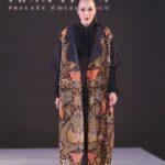Baju batik outer lengan pendek