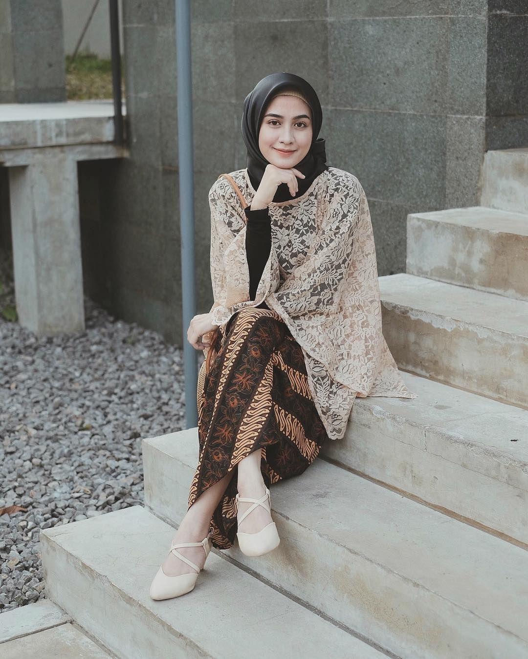 Baju batik outer