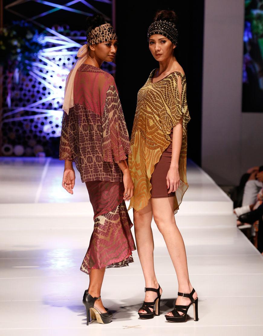 Baju batik unik