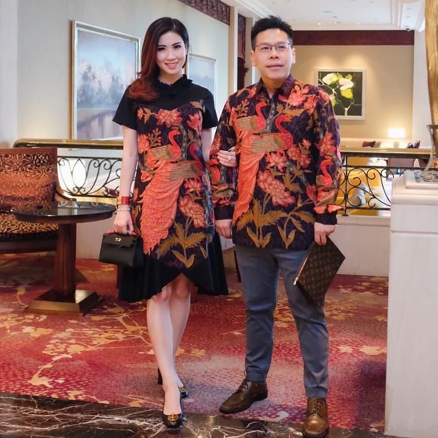 Batik Couple Kekinian