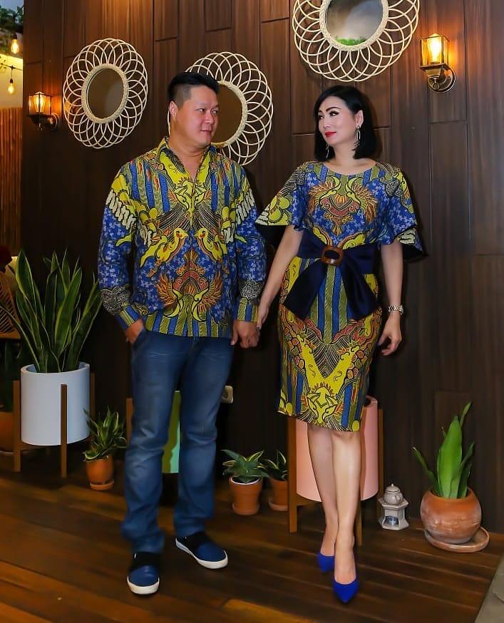 Batik Couple Mewah