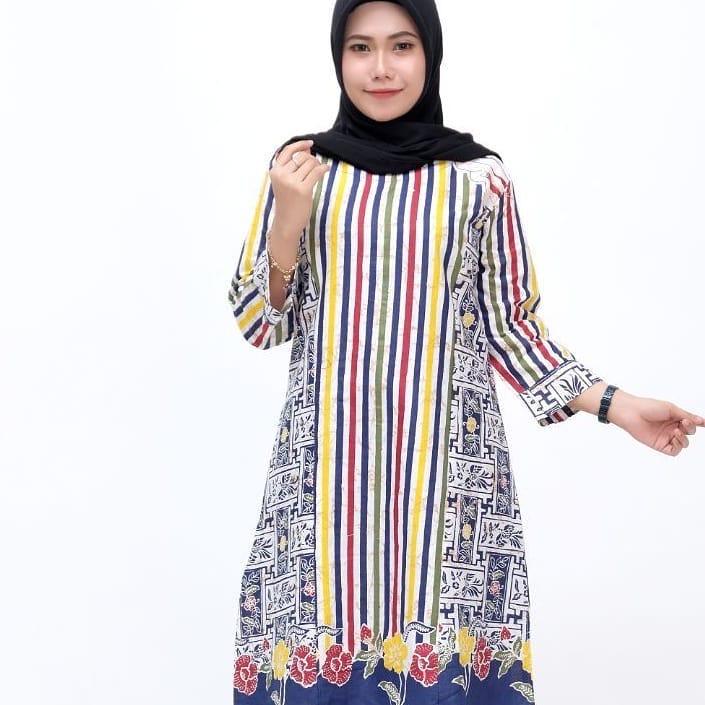 Batik Model Tunik