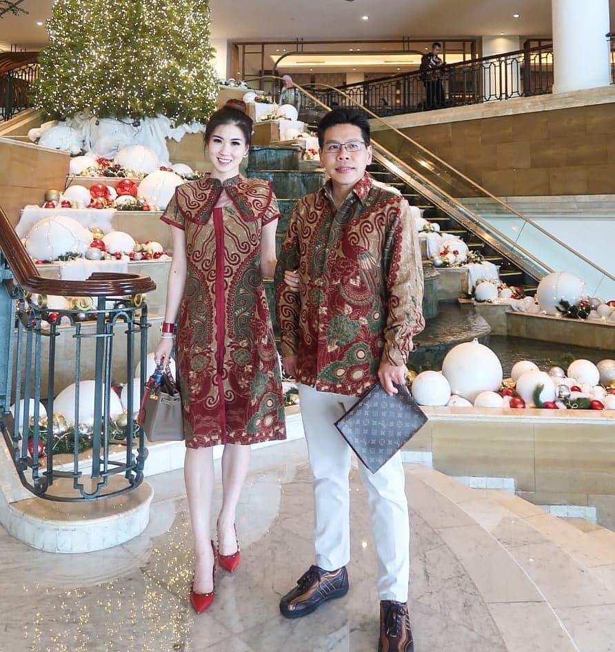 Batik Sarimbit Elegan