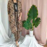 Batik two pieces simpel kekinian