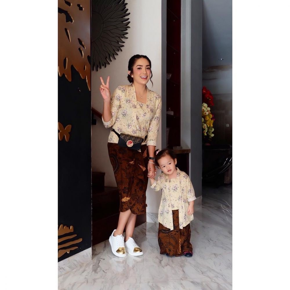 Kebaya Casual Couple Ibu Anak