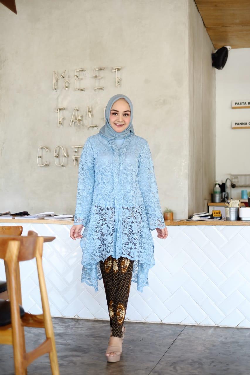Kebaya Kartini Brokat Muslim