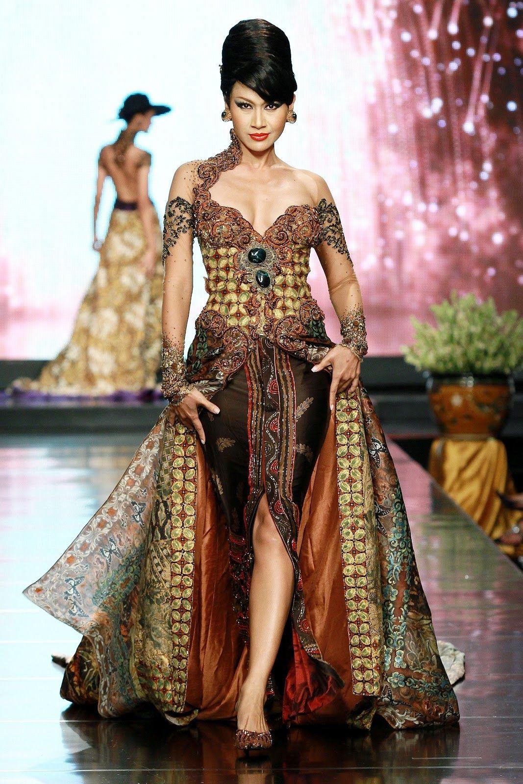 Kebaya Kartini Modern Elegan