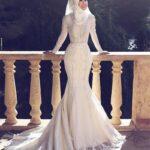 Kebaya span model gaun