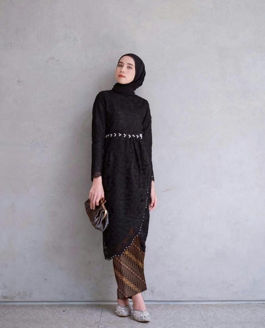 Model Baju Kebaya Batik Modern