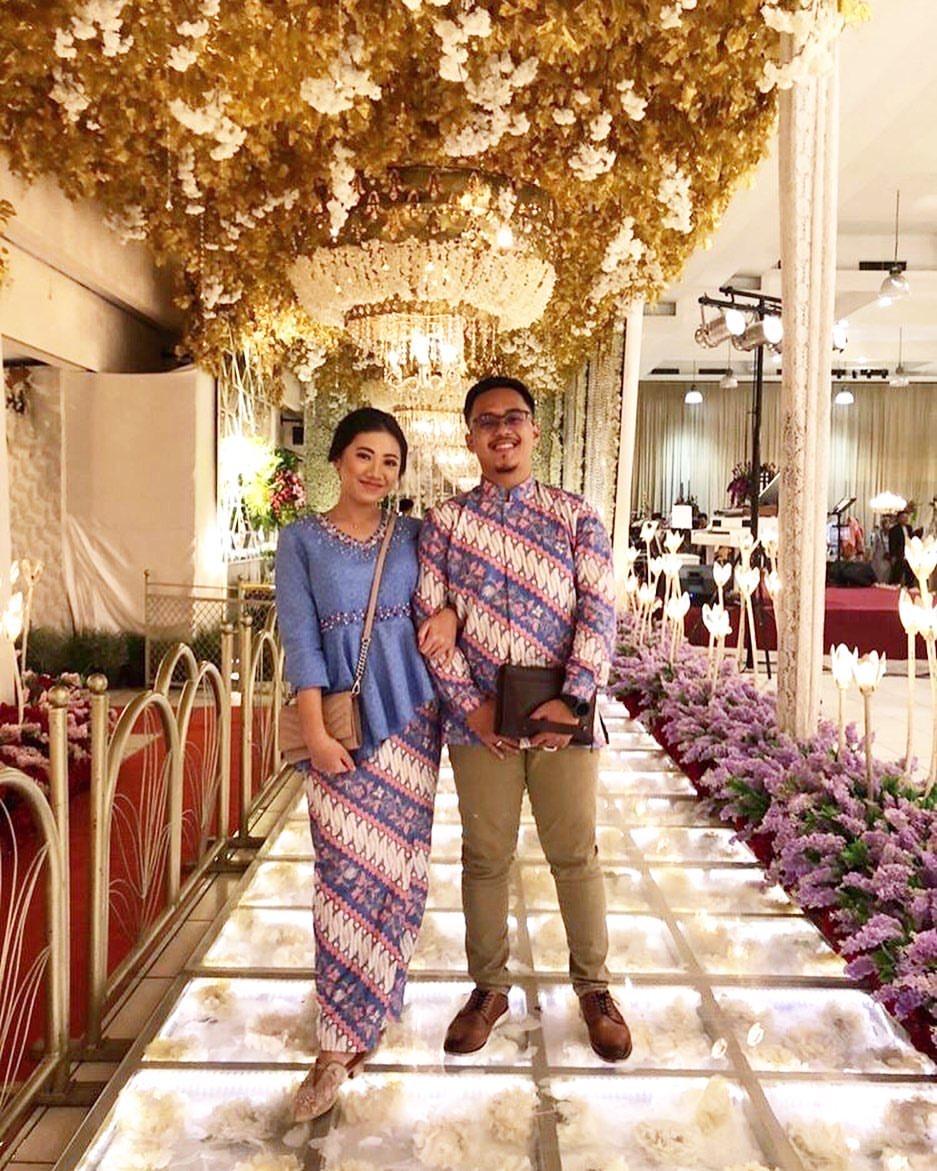 Model Baju Kebaya Batik Terbaru