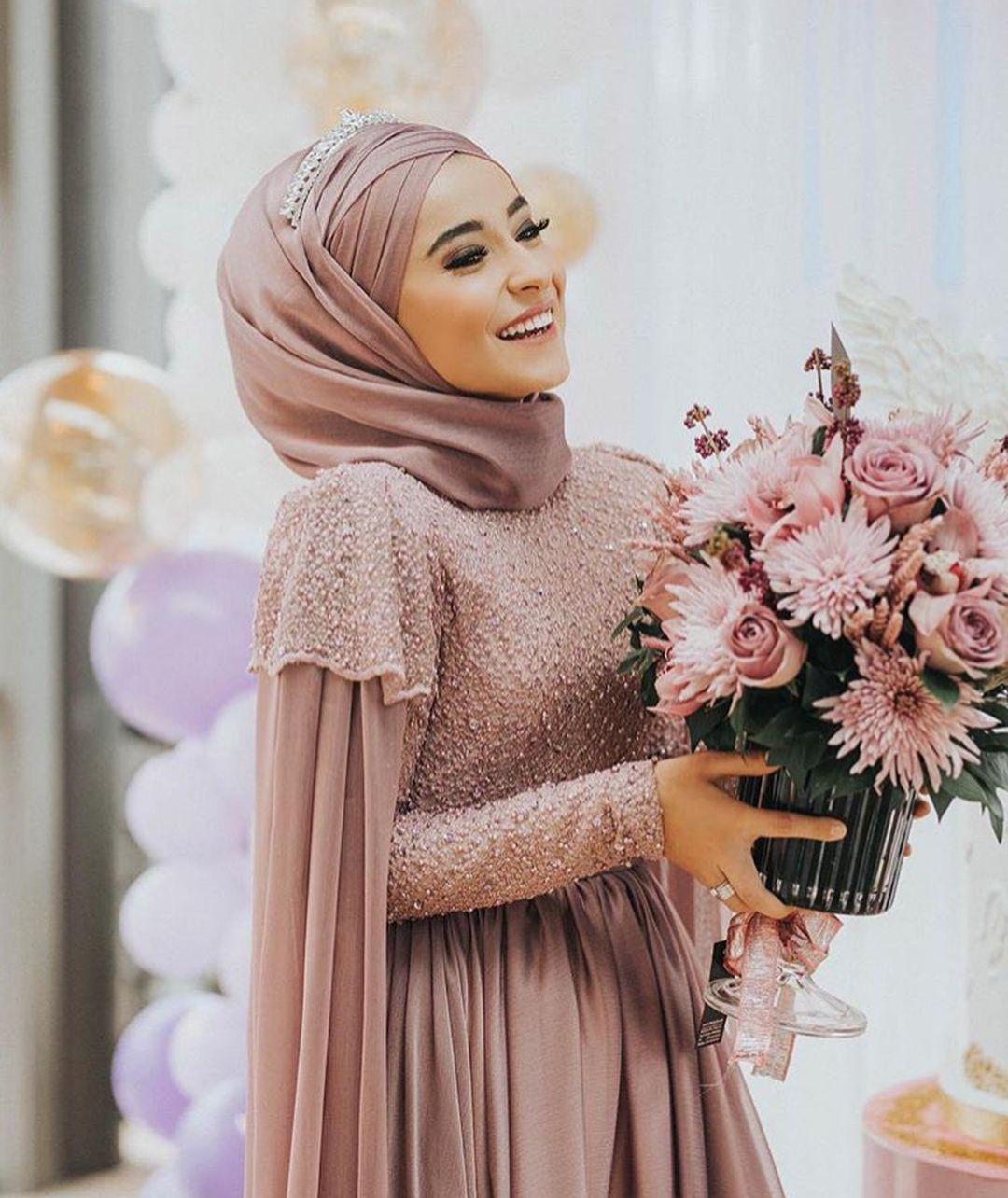 Model Baju Kebaya Gaun