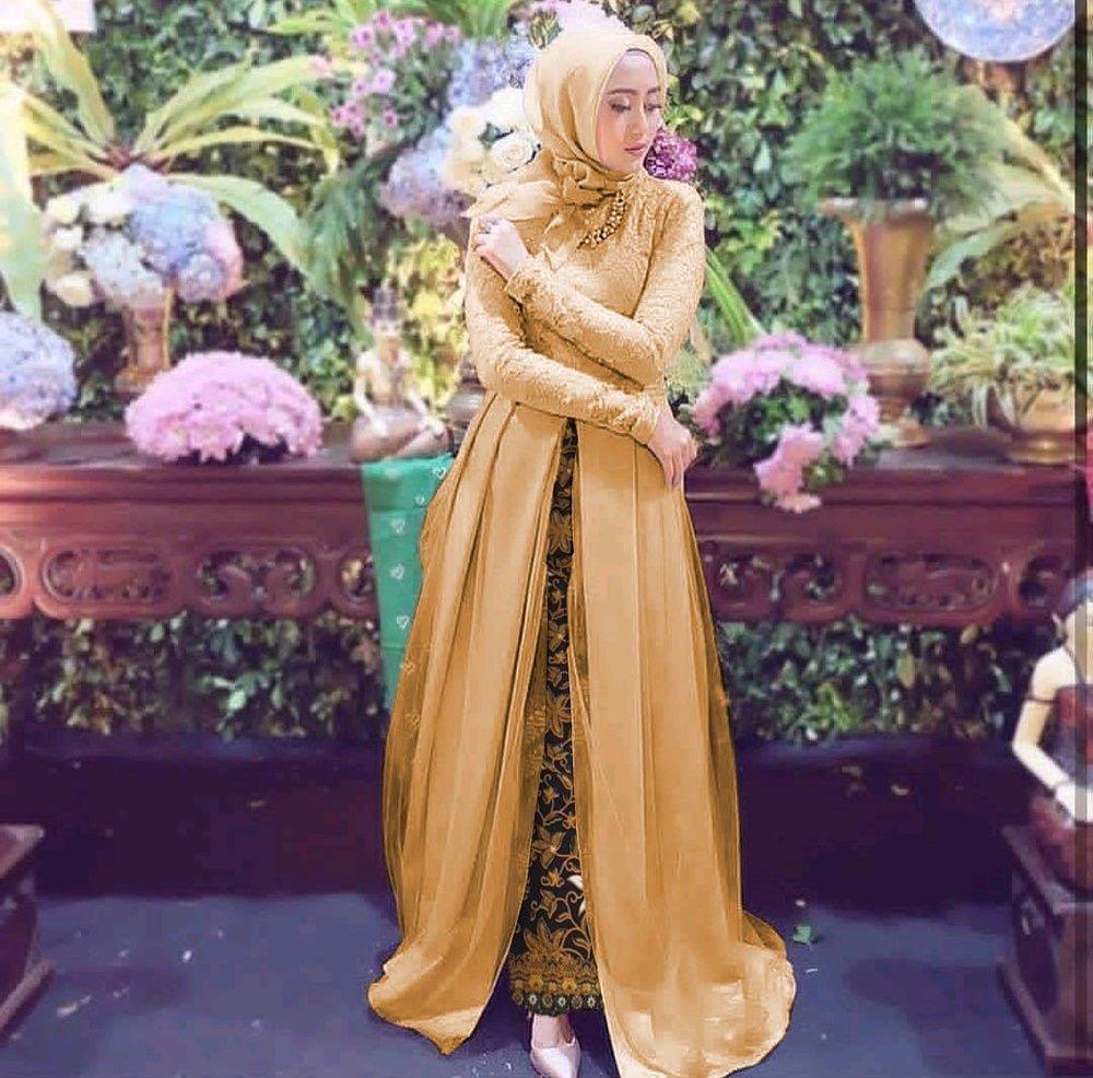 Model Batik Kebaya