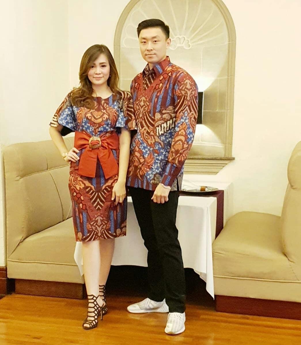 Model Batik Sarimbit Kondangan