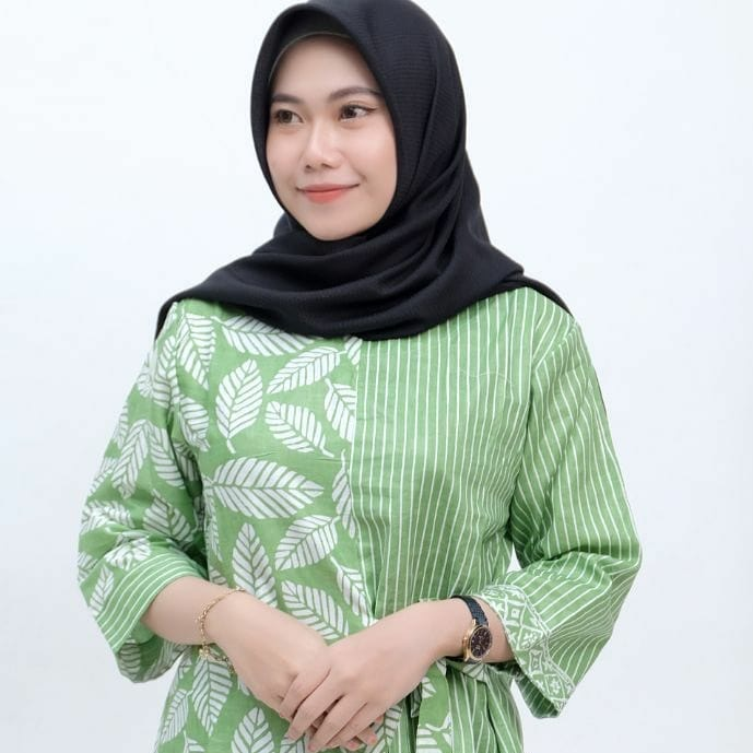 Model Batik Tunik Terbaru