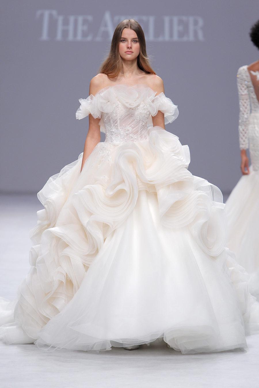 Model Gaun Kebaya Bridal
