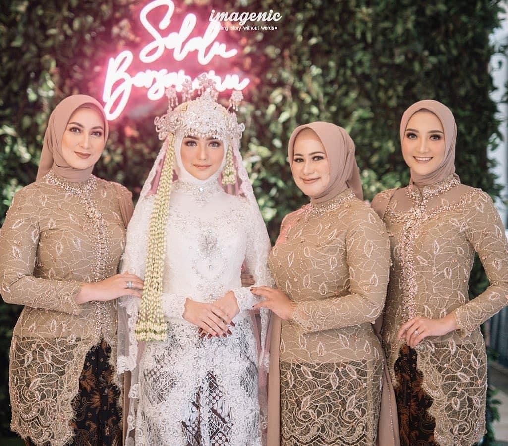 √ 12+ Model Gaun Kebaya Modern, Pesta, Muslim Terbaru 12