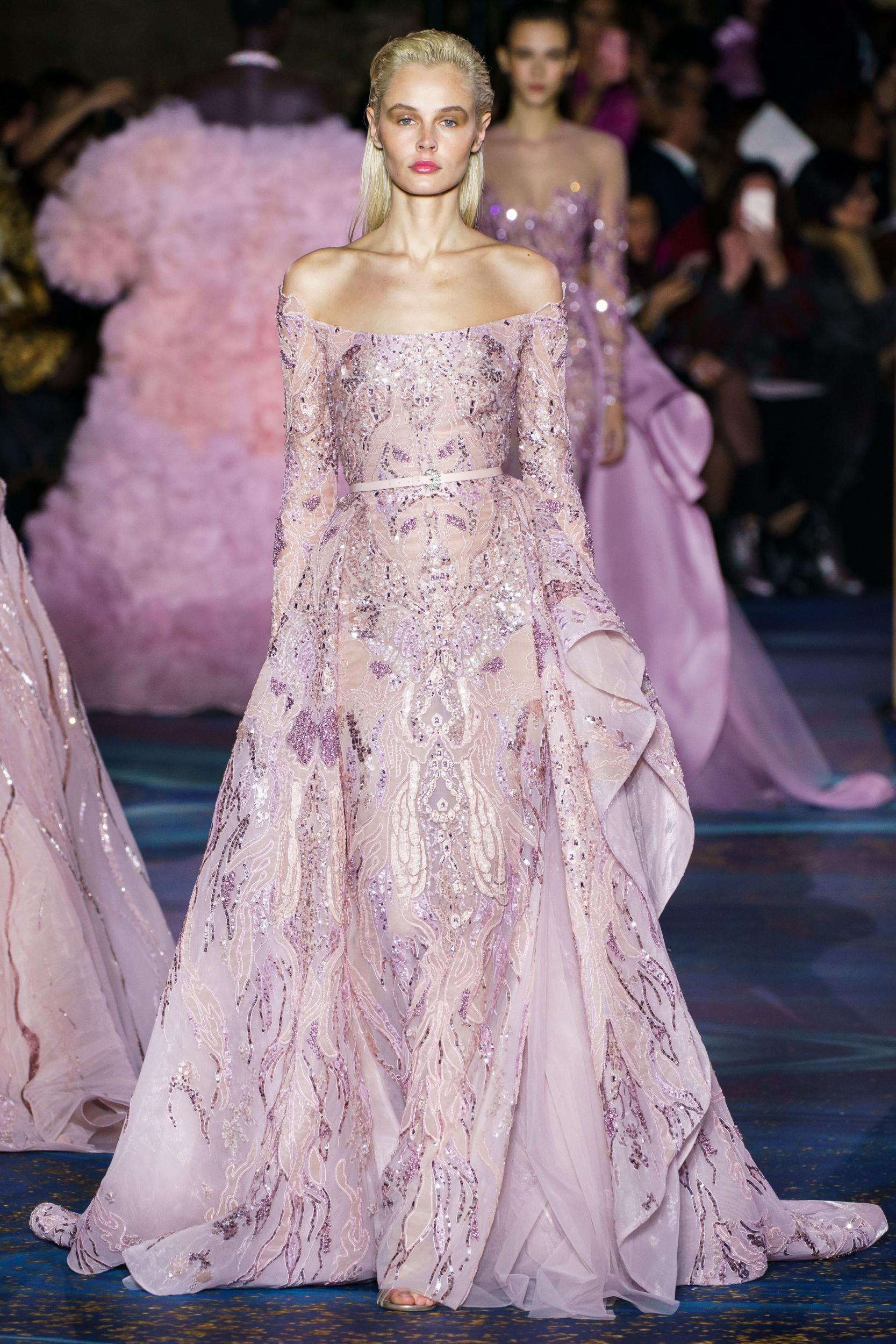 Model Gaun Kebaya Untuk Fashionshow