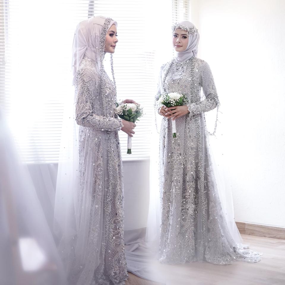 Model Gaun Kebaya untuk Pernikahan
