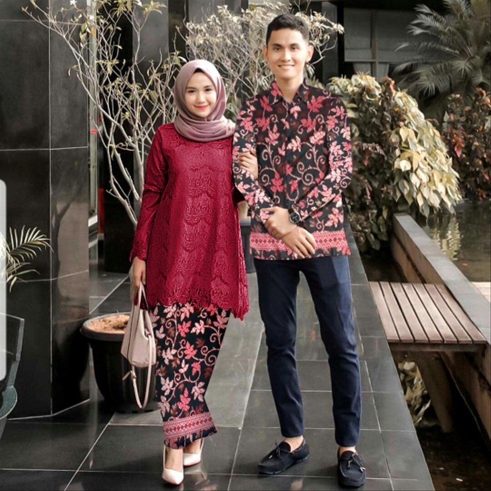 Model Kebaya Batik Blouse Santai