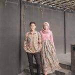 Model Kebaya Batik Santai Cantik
