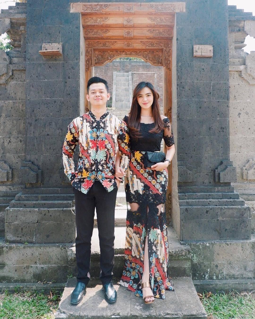 Model Kebaya Batik untuk Pesta