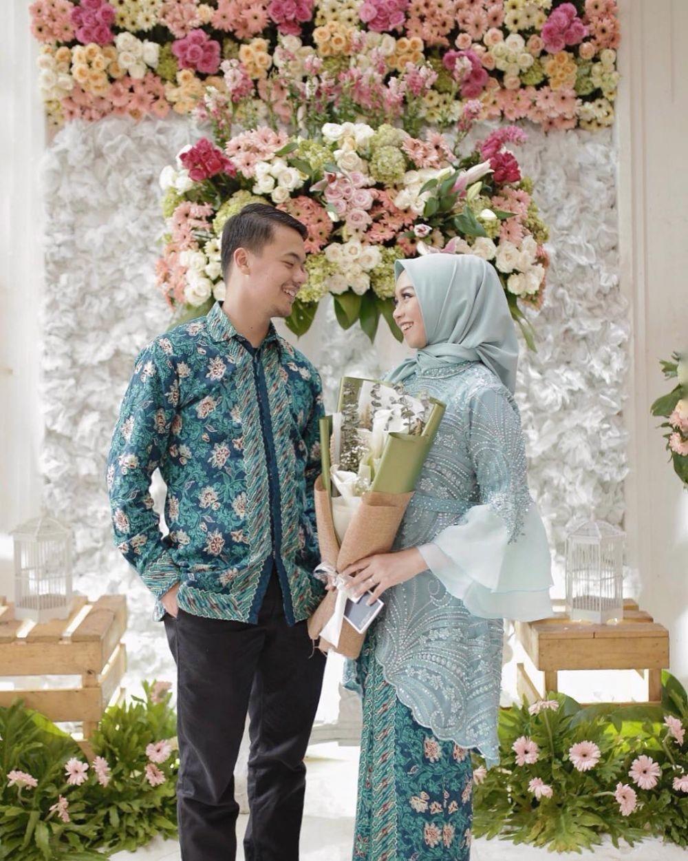 Model Kebaya Muslim Batik
