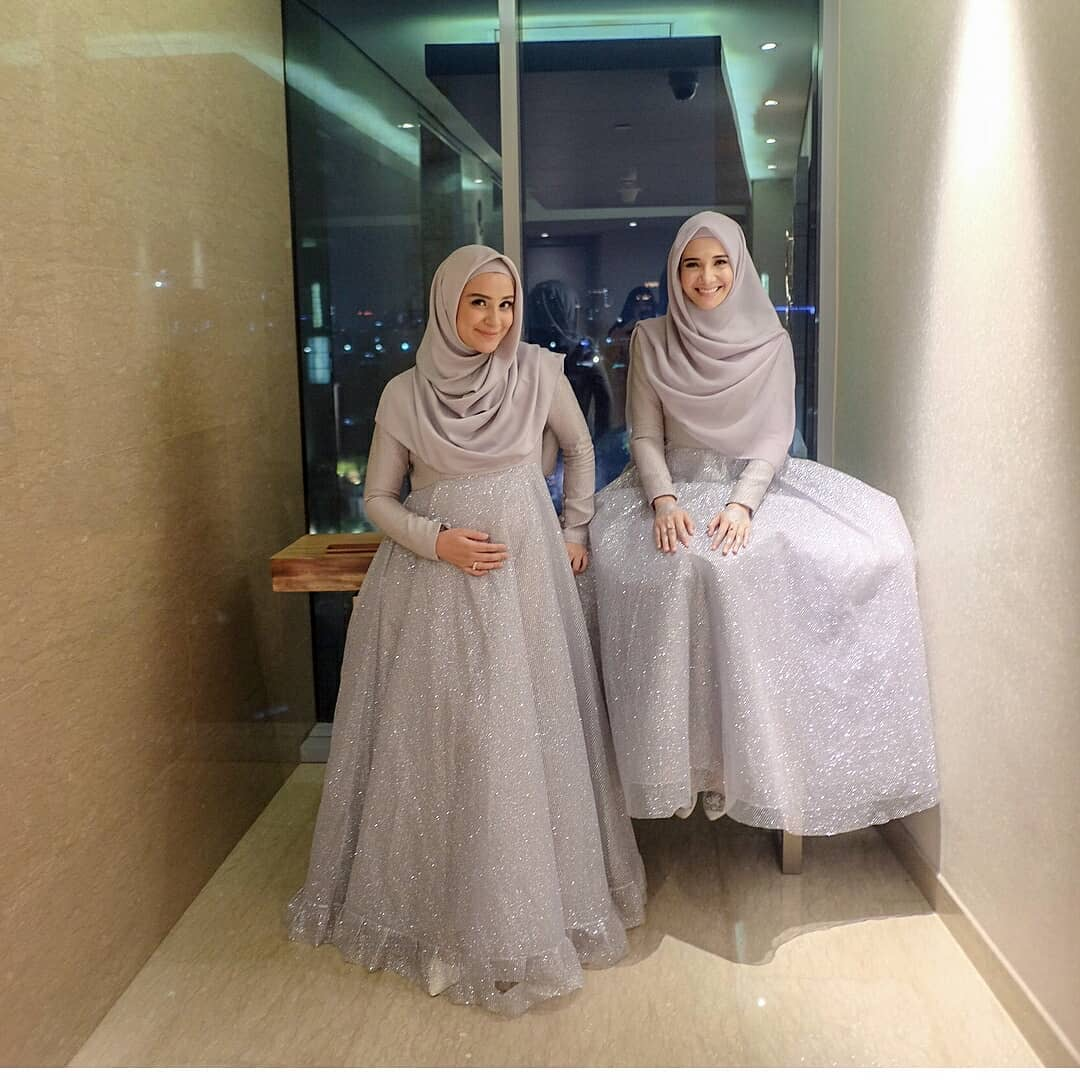 Model Kebaya Muslim Modern Untuk Orang Gemuk