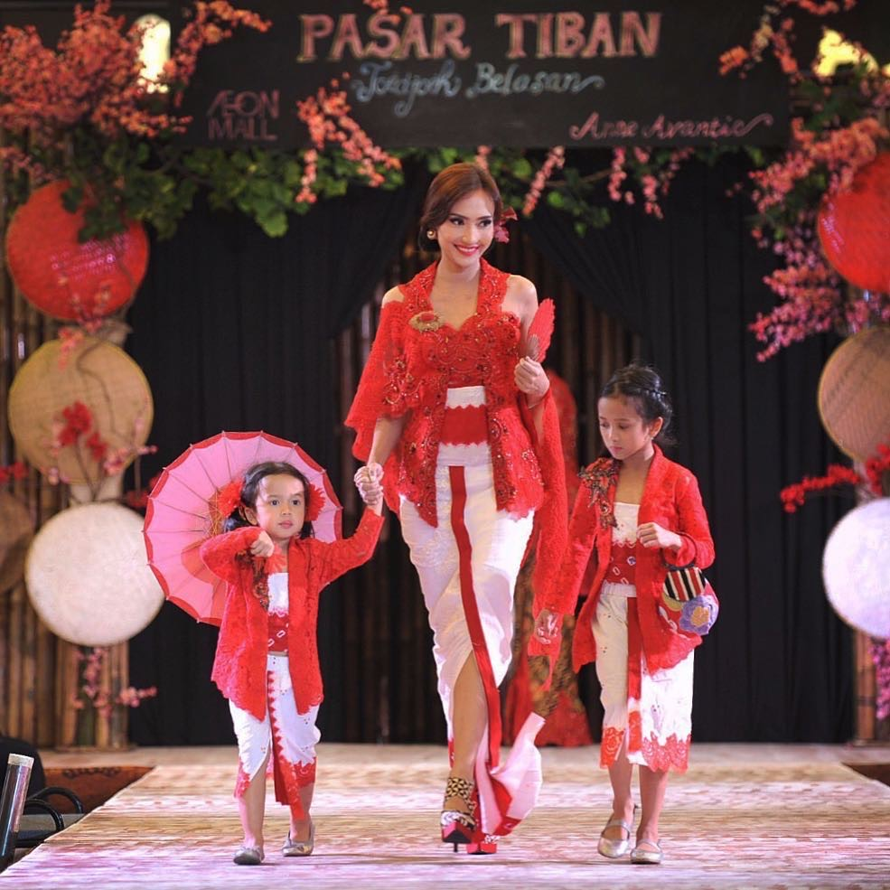 Model Kebaya Simple Anak Muda