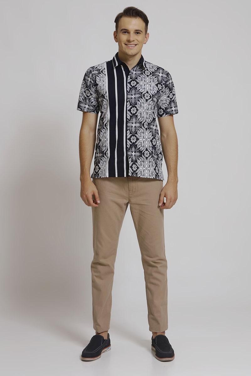 Model baju batik kemeja untuk kuliah