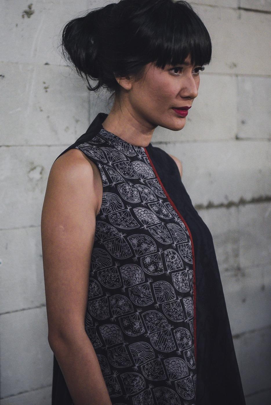 Model baju batik kombinasi you can see