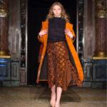 Model baju batik modern kombinasi